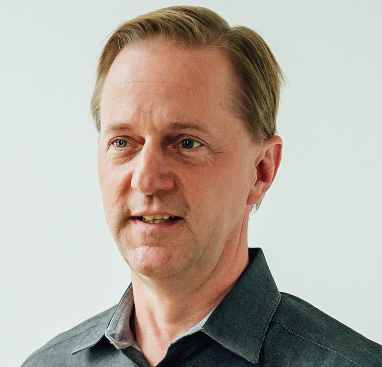 Dave Knickel portrait
